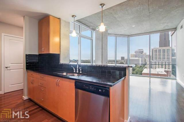 860 Peachtree St #1302, Atlanta, GA 30308 (MLS #8846432) :: AF Realty Group