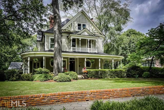 185 Elizabeth St, Atlanta, GA 30307 (MLS #8846653) :: Crown Realty Group