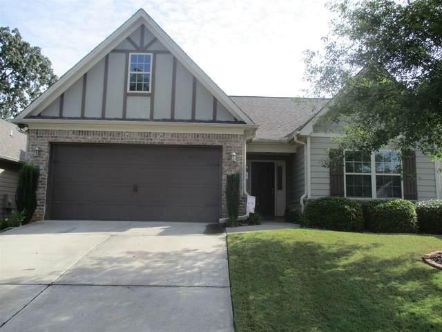 4840 Coopers Creek Ln #127, Gainesville, GA 30504 (MLS #8846839) :: Crown Realty Group