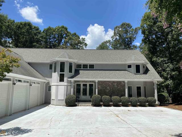 318 Cleveland Ferry Rd, Fair Play, SC 29643 (MLS #8847190) :: Tim Stout and Associates