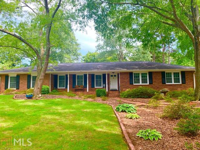 347 Pine Forest Dr, Lawrenceville, GA 30046 (MLS #8847222) :: Crown Realty Group