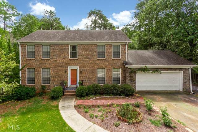 950 Woodmont Dr, Marietta, GA 30062 (MLS #8847335) :: The Durham Team