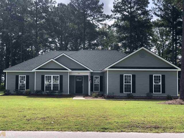 206 Stonebrook Way, Statesboro, GA 30458 (MLS #8847367) :: Keller Williams
