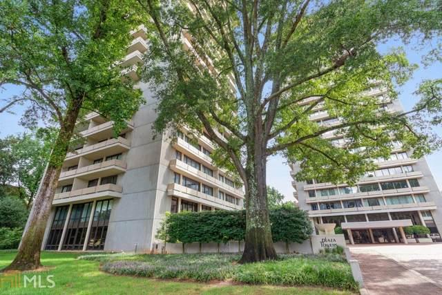 2575 Peachtree Rd 6H, Atlanta, GA 30305 (MLS #8847422) :: Keller Williams Realty Atlanta Partners
