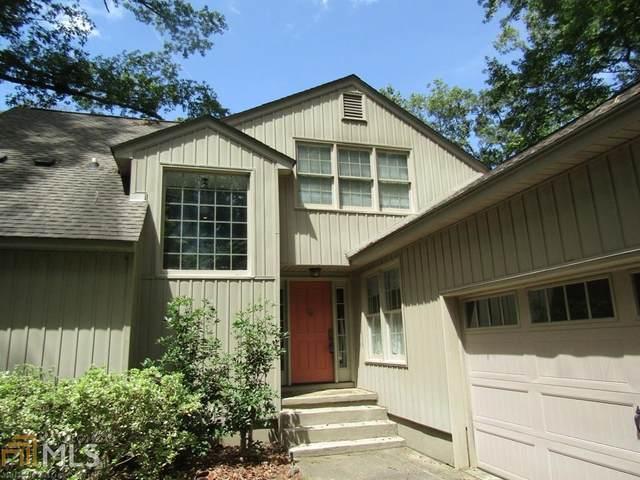 227 W Lakeview, Milledgeville, GA 31061 (MLS #8847470) :: Keller Williams Realty Atlanta Partners