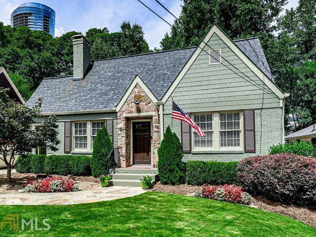 44 Highland Dr, Atlanta, GA 30305 (MLS #8847841) :: Keller Williams Realty Atlanta Partners
