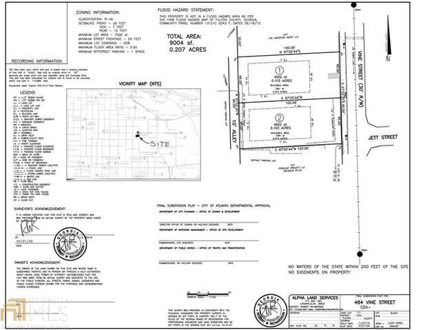 484 Vine St, Atlanta, GA 30314 (MLS #8848003) :: RE/MAX Eagle Creek Realty