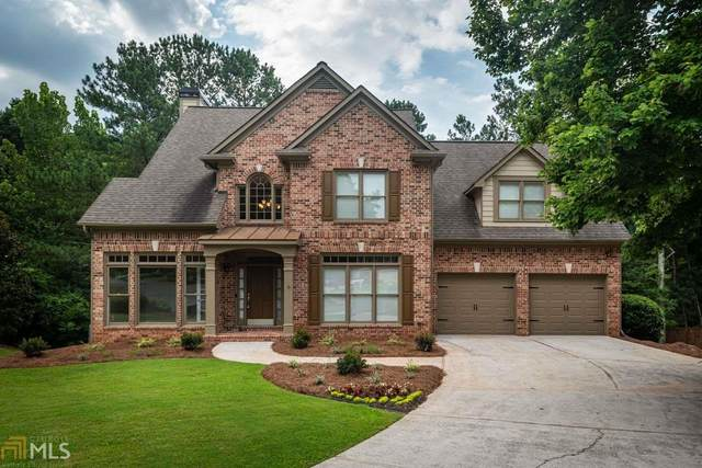 810 Cambridge Crest Ln, Johns Creek, GA 30005 (MLS #8848067) :: The Durham Team