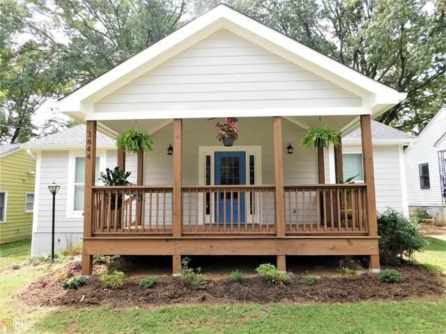 1644 Hawthorne Ave, Atlanta, GA 30337 (MLS #8848092) :: Crown Realty Group