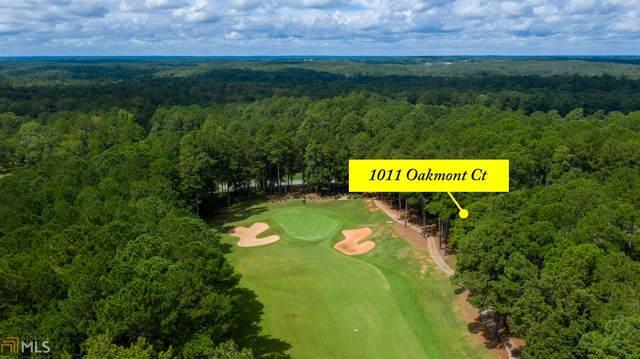 1011 Oakmont Ct, Greensboro, GA 30642 (MLS #8848340) :: The Durham Team
