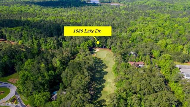 1080 Lake Dr, Greensboro, GA 30642 (MLS #8848342) :: The Durham Team