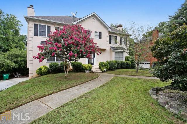 8945 Carroll Manor Dr, Sandy Springs, GA 30350 (MLS #8848347) :: Keller Williams