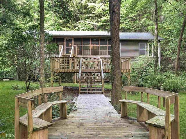 119 Riverview Dr, Clarkesville, GA 30523 (MLS #8848354) :: Military Realty