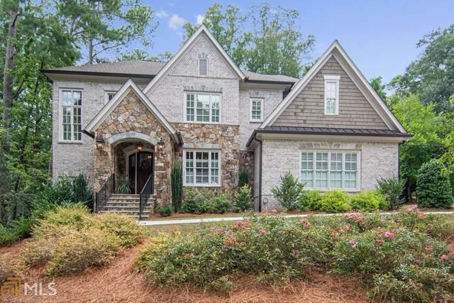 3282 Lenox Pl, Atlanta, GA 30324 (MLS #8848621) :: The Durham Team
