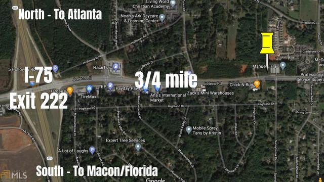 0 E Jodeco Rd, Mcdonough, GA 30253 (MLS #8848751) :: Buffington Real Estate Group