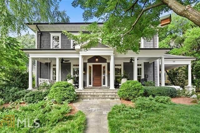 130 The Prado, Atlanta, GA 30309 (MLS #8848951) :: Amy & Company | Southside Realtors