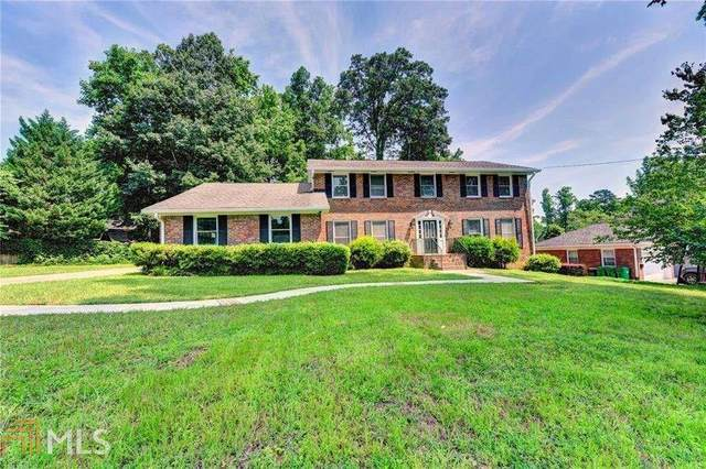 2224 Sancroff Ct, Dunwoody, GA 30338 (MLS #8849161) :: Keller Williams Realty Atlanta Partners