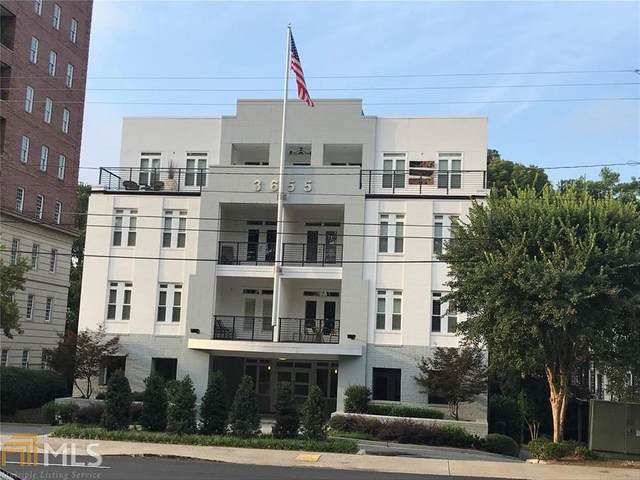 3655 NE Peachtree Rd #403, Atlanta, GA 30319 (MLS #8849212) :: AF Realty Group