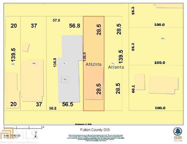 745 Meldrum St, Atlanta, GA 30318 (MLS #8849282) :: Crown Realty Group
