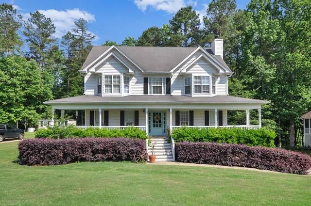 295 Norton Dr, Dallas, GA 30157 (MLS #8849547) :: Buffington Real Estate Group
