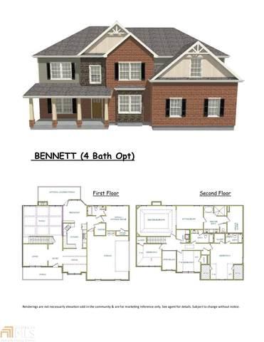 508 Zesty Dr Lot 53 #53, Mcdonough, GA 30252 (MLS #8849627) :: Crown Realty Group