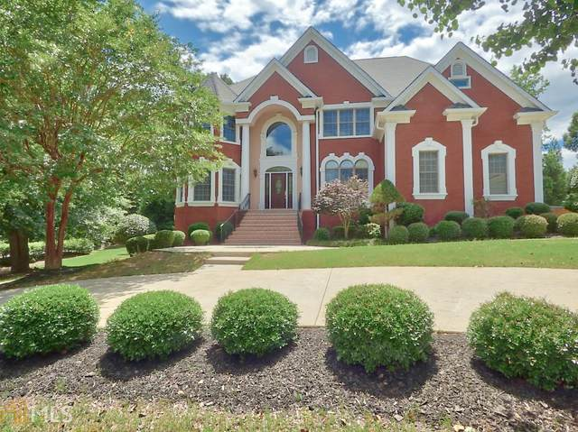 407 Castle Rock, Mcdonough, GA 30253 (MLS #8849630) :: Crown Realty Group