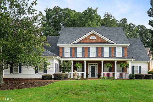 125 Carriage Station Dr, Lawrenceville, GA 30046 (MLS #8849728) :: The Durham Team