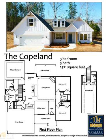 0 Hill St Lot 47, Newnan, GA 30263 (MLS #8849786) :: Keller Williams Realty Atlanta Partners