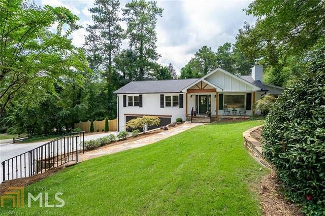 3130 New Paces Ferry Rd, Atlanta, GA 30339 (MLS #8850225) :: Military Realty