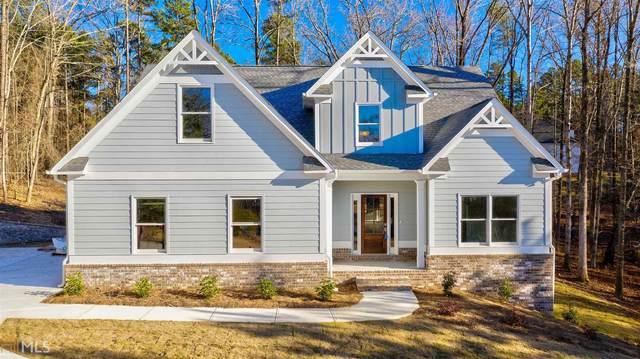 5527 Wheeler Plantation Dr Lot 5, Murrayville, GA 30564 (MLS #8850273) :: The Durham Team