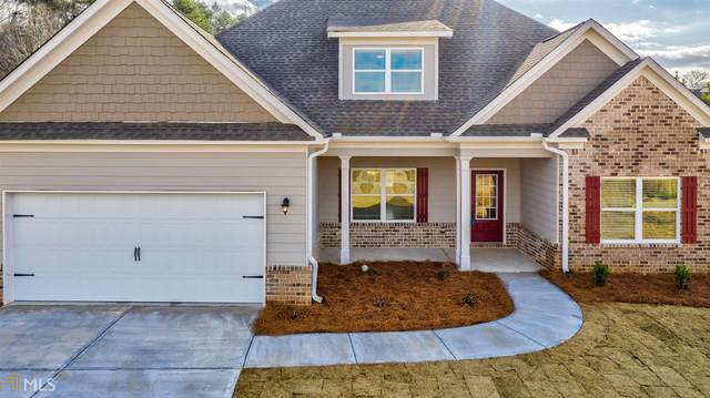 5533 Wheeler Plantation Dr #6, Murrayville, GA 30564 (MLS #8850502) :: The Durham Team