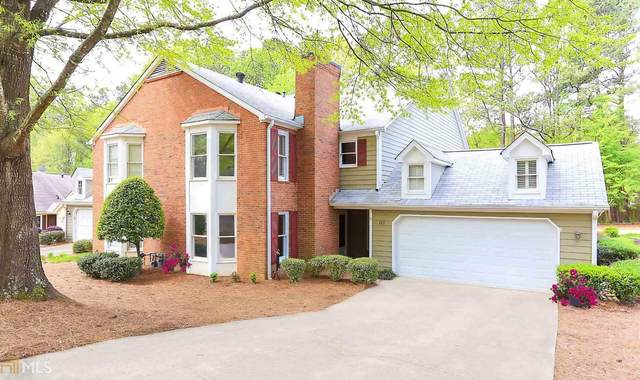 133 Great Oaks Ln, Roswell, GA 30075 (MLS #8850508) :: AF Realty Group