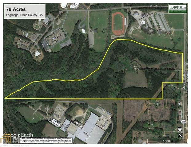 1734 Whitesville Rd, Lagrange, GA 30240 (MLS #8851146) :: The Durham Team