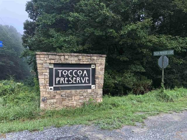 0 Toccoa Preserve Ct Lt 25, Blue Ridge, GA 30513 (MLS #8851486) :: AF Realty Group