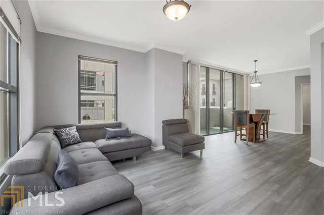 3040 Peachtree Rd #503, Atlanta, GA 30305 (MLS #8851840) :: Buffington Real Estate Group