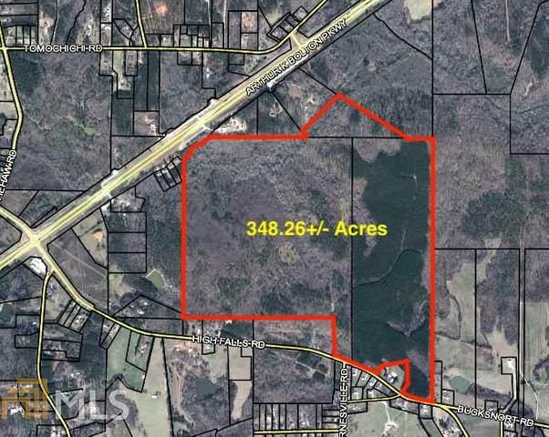3853 High Falls Rd, Griffin, GA 30224 (MLS #8851871) :: Maximum One Greater Atlanta Realtors