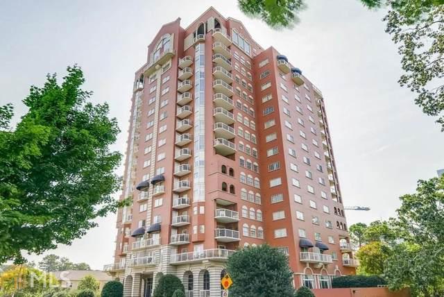3435 Kingsboro Rd #1701, Atlanta, GA 30326 (MLS #8852365) :: AF Realty Group