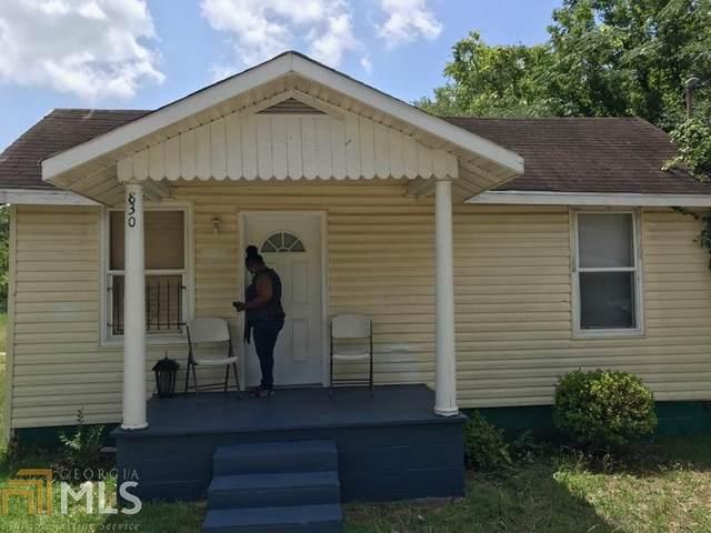 830 Newberg Ave, Macon, GA 31206 (MLS #8852526) :: Keller Williams Realty Atlanta Partners