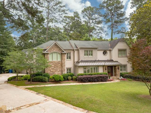 3799 Northside Dr, Atlanta, GA 30305 (MLS #8852531) :: Tim Stout and Associates