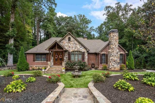 3589 Lee St, Smyrna, GA 30080 (MLS #8852568) :: Crown Realty Group