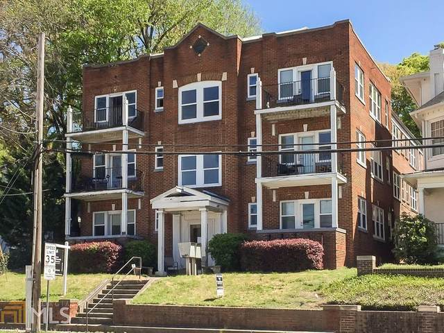 373 Moreland Ave #204, Atlanta, GA 30307 (MLS #8853036) :: AF Realty Group