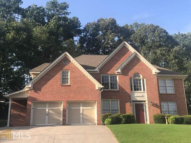6112 Fairlong Run, Acworth, GA 30101 (MLS #8853094) :: Buffington Real Estate Group
