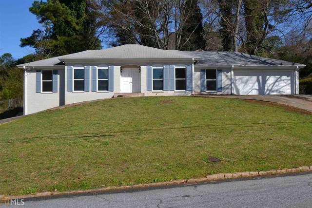 3002 Greenbrook Way, Atlanta, GA 30345 (MLS #8853131) :: Crown Realty Group