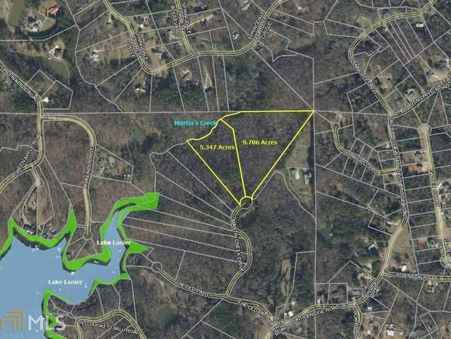 0 Martin Creek Dr, Gainesville, GA 30506 (MLS #8853158) :: The Heyl Group at Keller Williams
