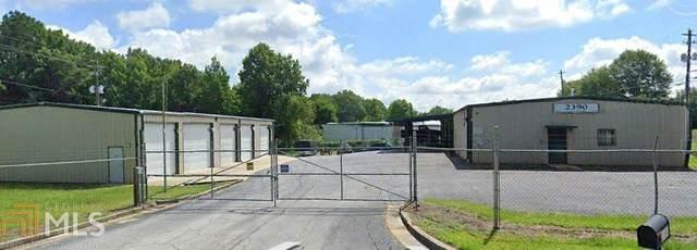 2390 NW Kinmor Industrial Pkwy, Conyers, GA 30012 (MLS #8853218) :: The Durham Team