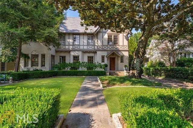 267 The Prado, Atlanta, GA 30309 (MLS #8853234) :: Amy & Company | Southside Realtors