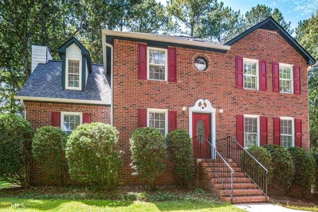 612 Wheatleigh Curve, Peachtree City, GA 30269 (MLS #8853249) :: Keller Williams Realty Atlanta Partners