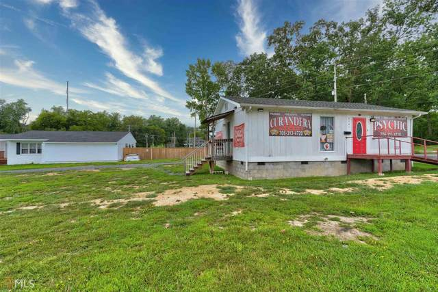 2111 Cleveland Hwy, Dalton, GA 30720 (MLS #8853434) :: The Realty Queen & Team