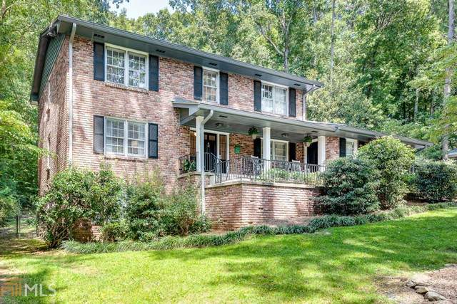 2318 Sagamore Hills Dr, Decatur, GA 30033 (MLS #8853455) :: Crown Realty Group