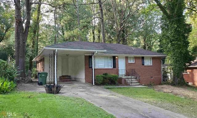 2711 Connally Dr, Atlanta, GA 30311 (MLS #8853617) :: Rich Spaulding